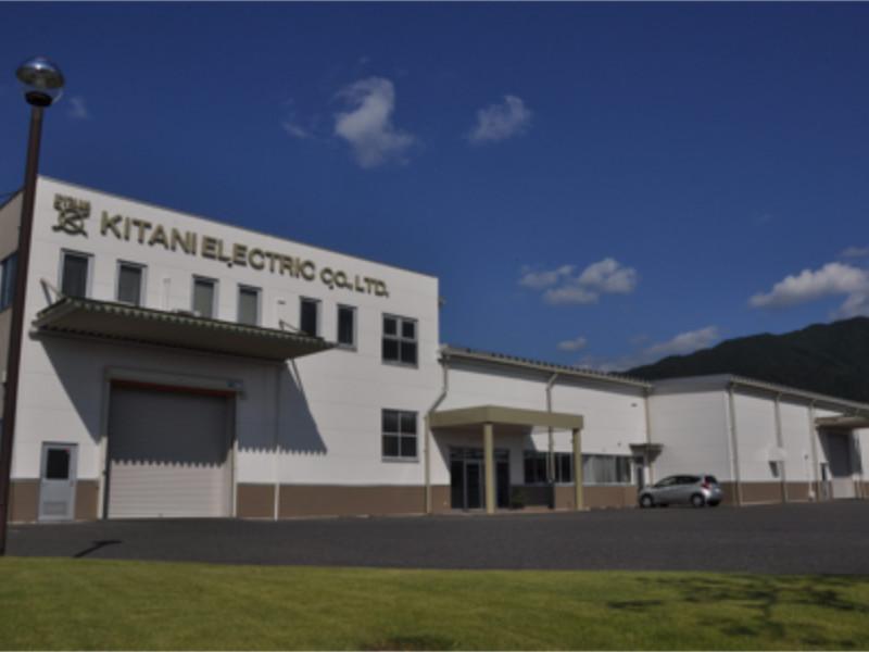木谷電器 滋賀工場